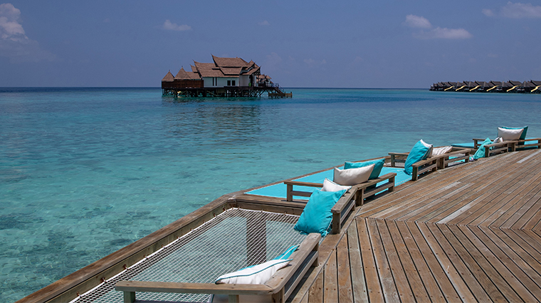 jumeirah vittaveli maldives lagoon view