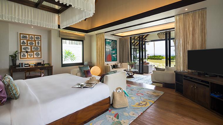 jumeirah vittaveli maldives sanctuary room