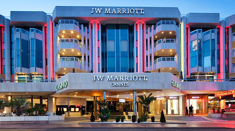 jw marriott cannes exterior