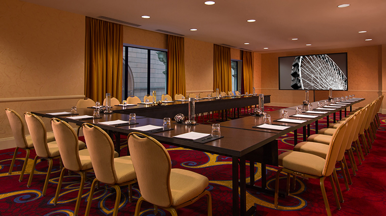 jw marriott chicago jackson meeting room