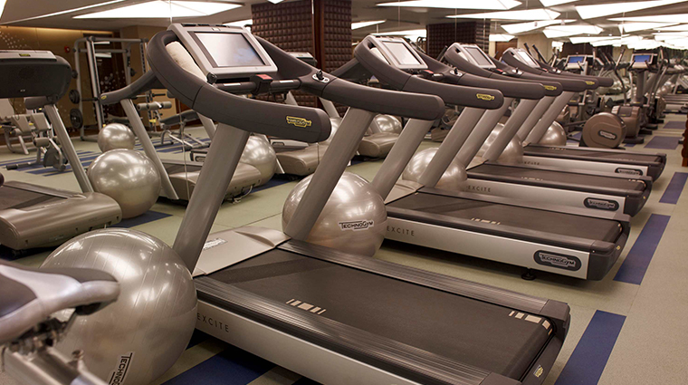 jw marriott hotel bogota fitness center
