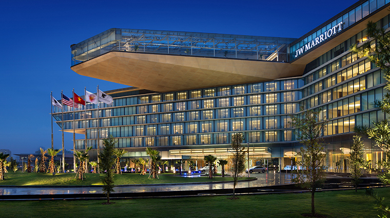 jw marriott hotel hanoi exterior
