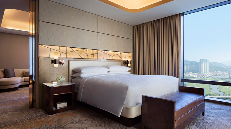 jw marriott hotel macau executive suite bedroom