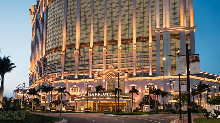 jw marriott hotel macau exterior