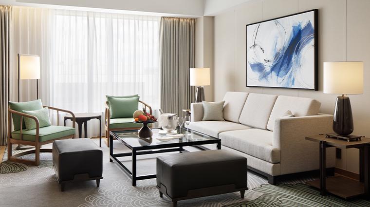 jw marriot hotel nara executive suite living room