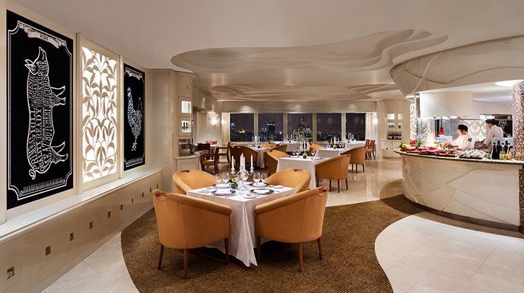 jw marriott hotel shanghai at tomorrow square California Grill dining
