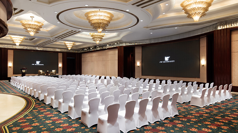 jw marriott hotel shanghai at tomorrow square ballroom theater