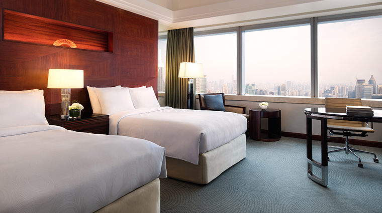 jw marriott hotel shanghai at tomorrow square bedroom twin