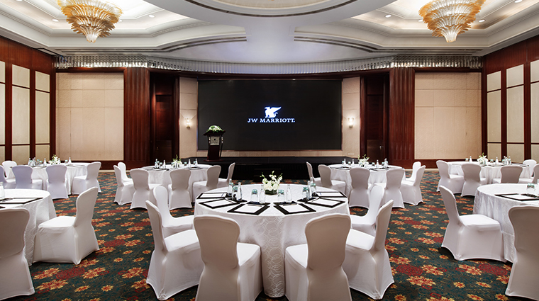 jw marriott hotel shanghai at tomorrow square cresent ballroom