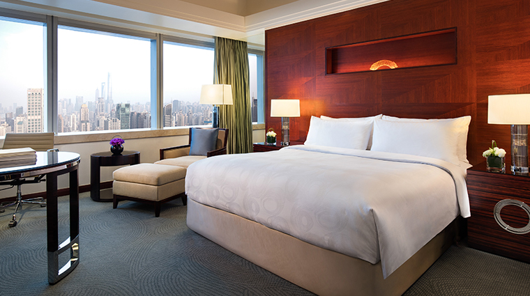 jw marriott hotel shanghai at tomorrow square king