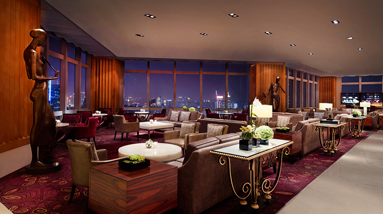 jw marriott hotel shanghai at tomorrow square lobby lounge