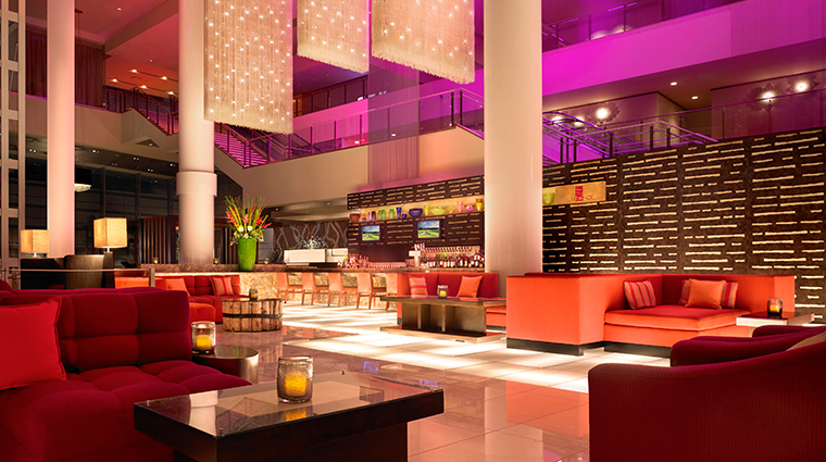 jw marriott los angeles la live glance lobby bar
