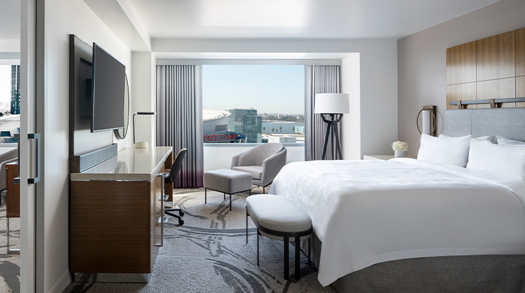jw marriott los angeles la live new Griffin Bedroom