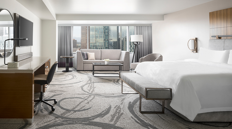 jw marriott los angeles la live new Jr Suite