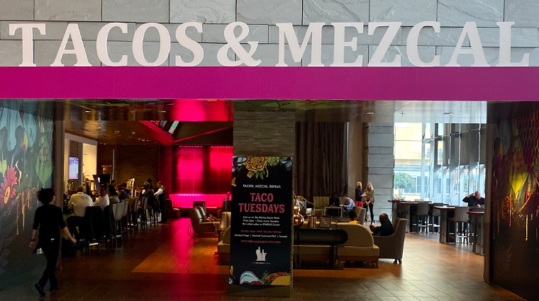 jw marriott los angeles la live tacos and mezcal