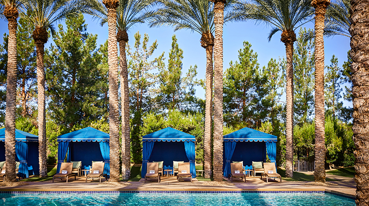 jw marriott phoenix desert ridge resort spa Revive Spa cabanas