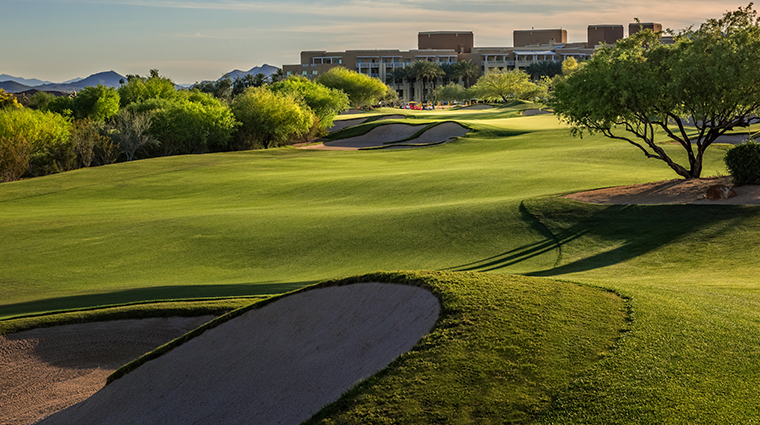 jw marriott phoenix desert ridge resort spa Wildfire Golf Club