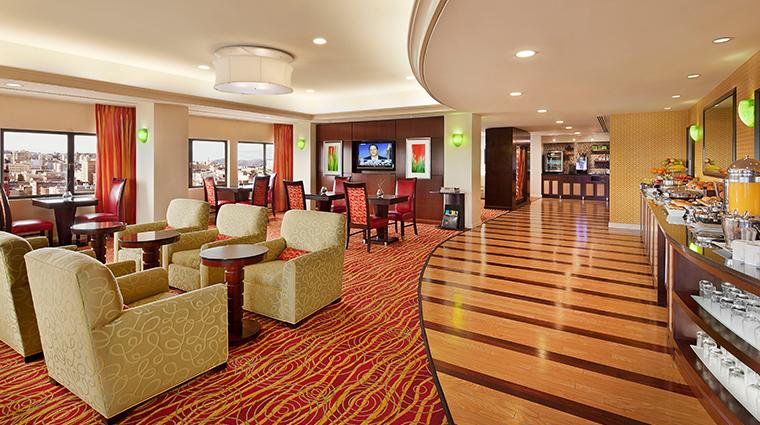 jw marriott san francisco union square club lounge