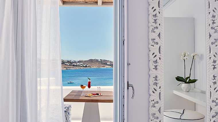 katikies mykonos junior suite view