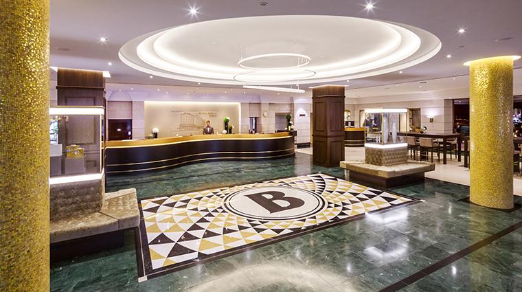 kempinski hotel bristol berlin reception lobby