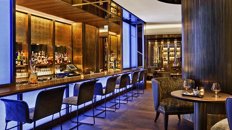 kempinski hotel corvinus budapest Blue Fox