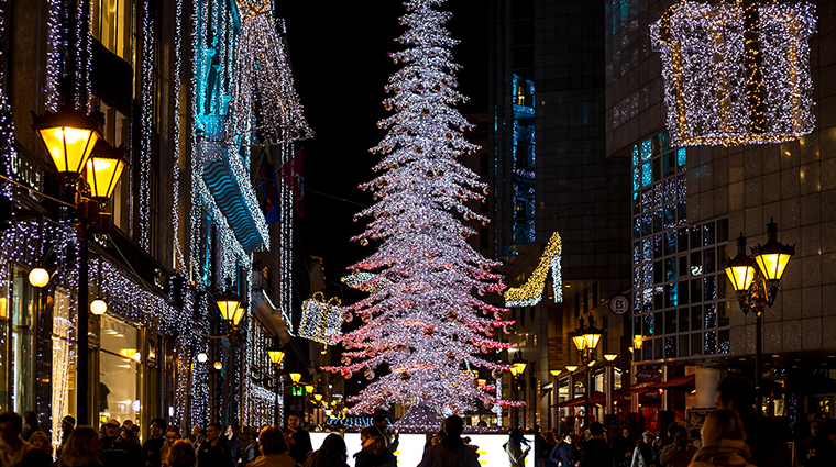 Celebrate The Festive Season In Budapest