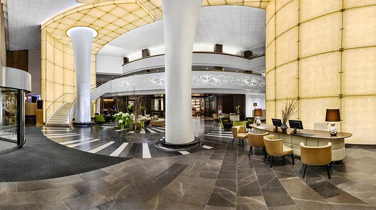 kempinski hotel corvinus budapest lobby