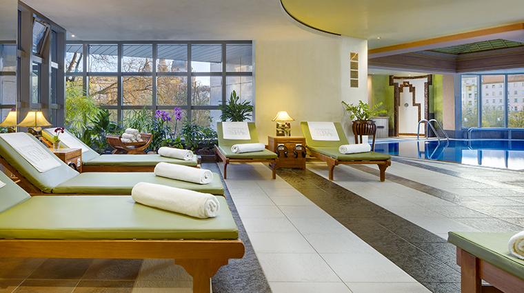 kempinski hotel corvinus budapest spa relaxation area