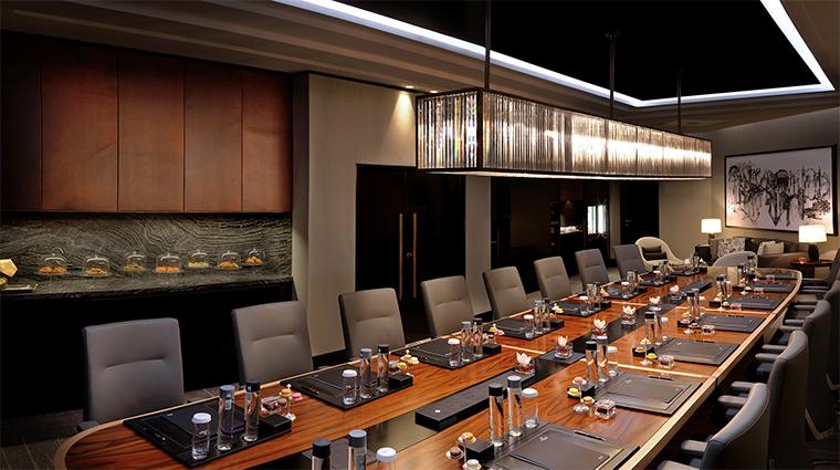 kempinski mall of the emirates boardroom