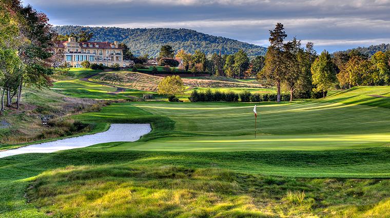 keswick hall and golf club course