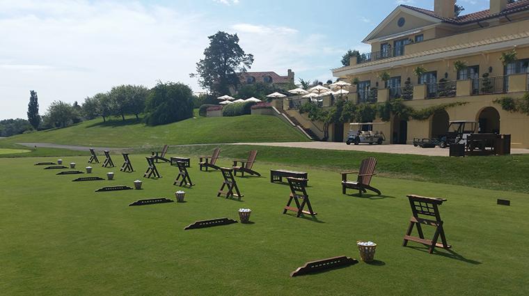 keswick hall and golf club driving range