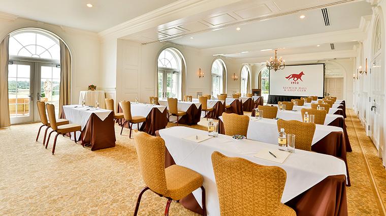 keswick hall and golf club rooms and hall