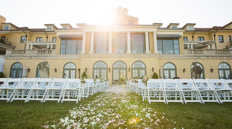 keswick hall and golf club wedding