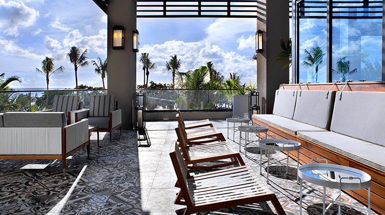 kimpton seafire resort spa ave terrace