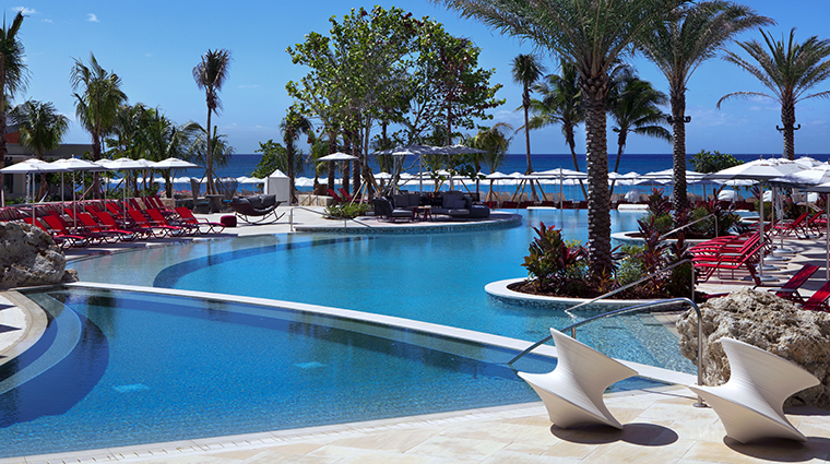 kimpton seafire resort spa pool