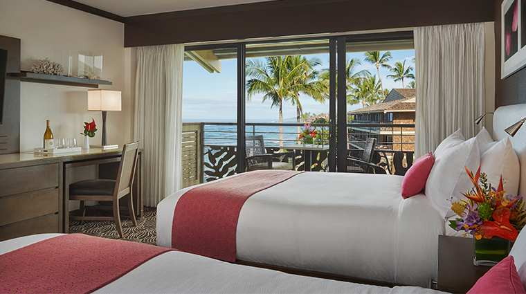 koa kea hotel resort ocean view double