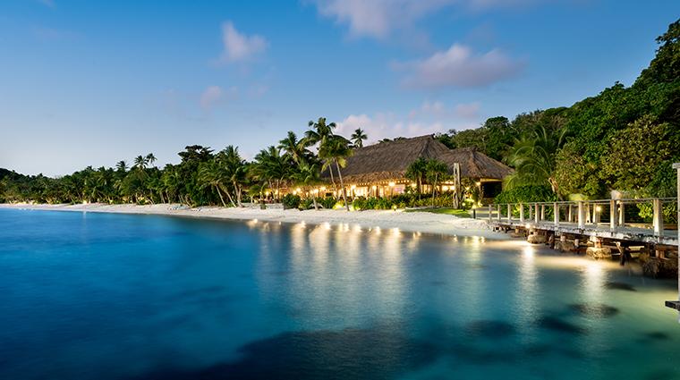 kokomo private island fiji beach shack