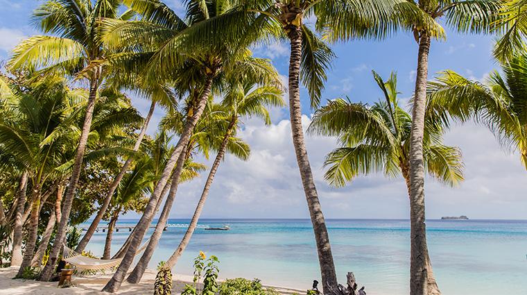 kokomo private island fiji beachfront villa view
