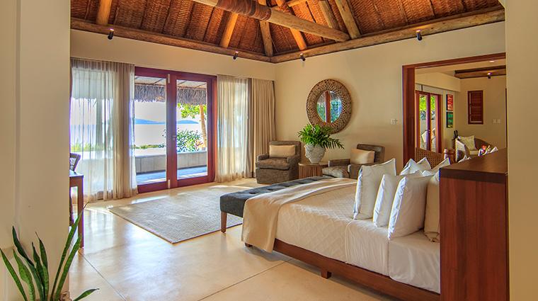kokomo private island fiji beachside villa