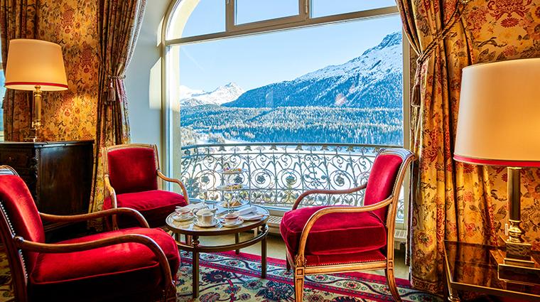 kulm hotel st moritz lobby view