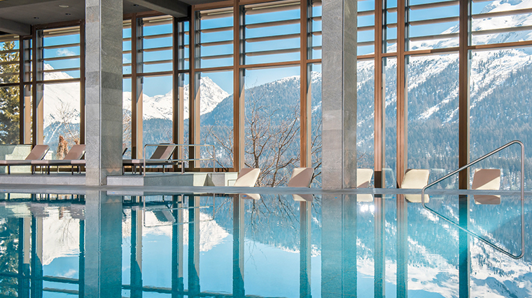 kulm hotel st moritz spa indoor pool