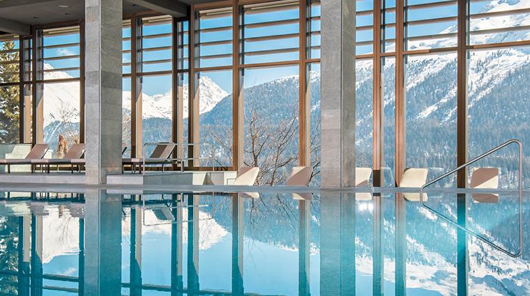 kulm hotel st moritz spa indoor pool