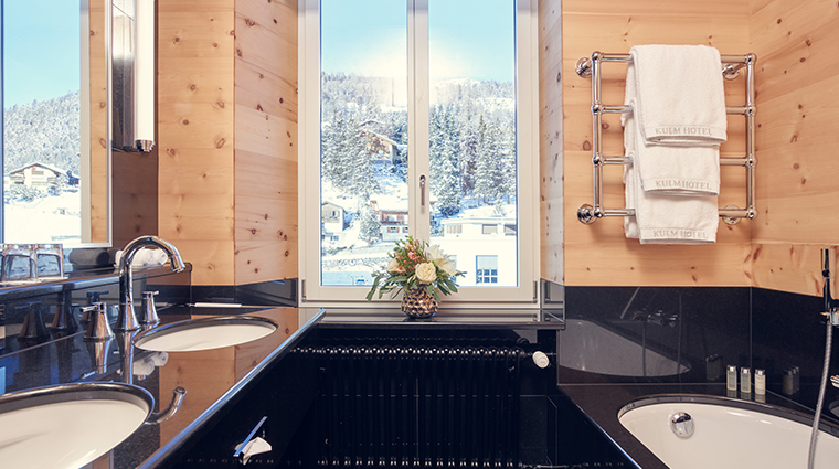 kulm hotel st moritz superior double bathroom