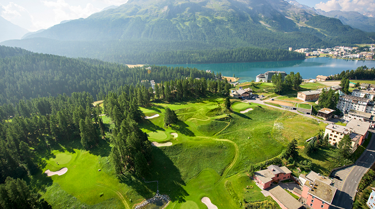 kulm hotel st mortiz golf course