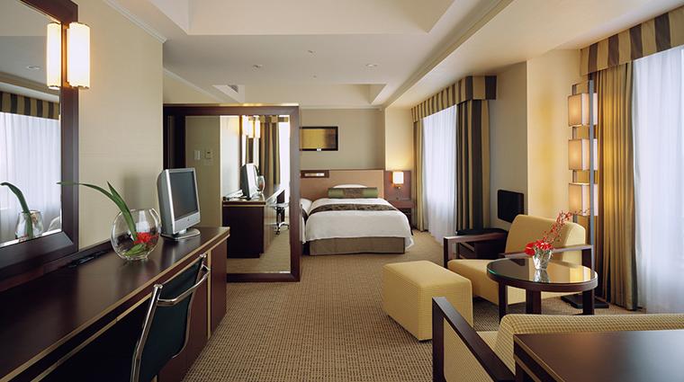 kyoto hotel okura corner deluxe twin