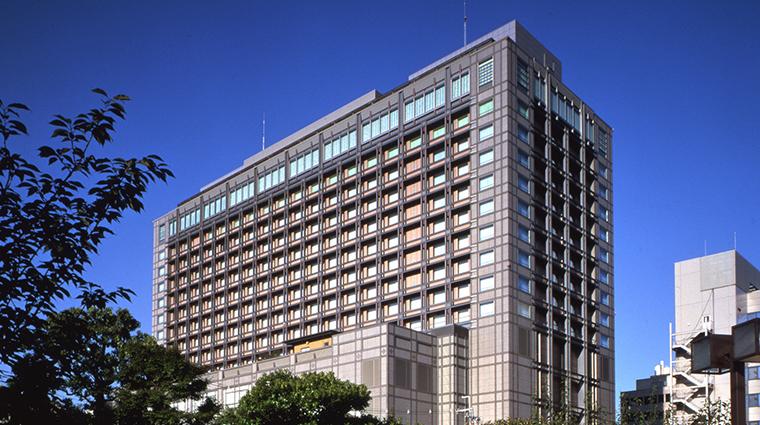 kyoto hotel okura exterior