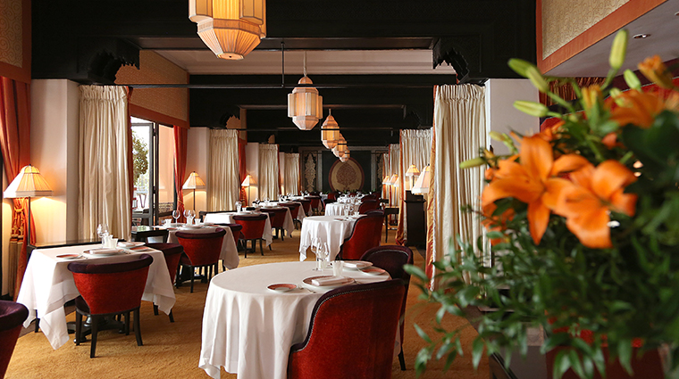 la mamounia Restaurant Fran ais