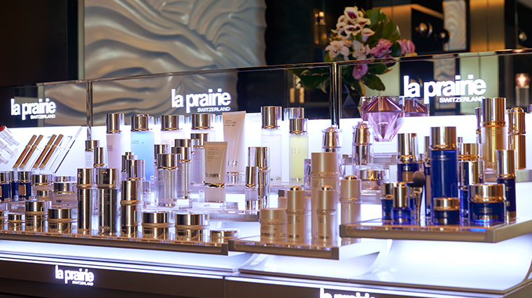 la prairie spa at waldorf astoria beverly hills spa products