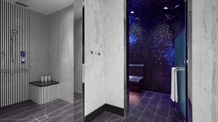 la prairie spa at waldorf astoria beverly hills spa shower