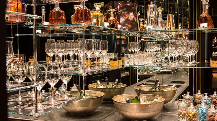 La Reserve Paris bar